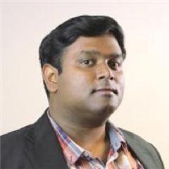 Portrait of Arunan Skanthan