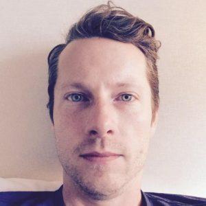 Portrait of Dave Johson