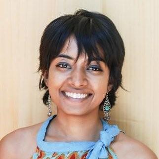 Portrait of Divya Manian