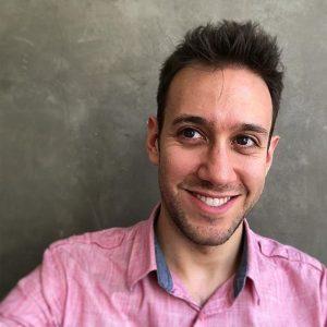 Portrait of Faruk Ates