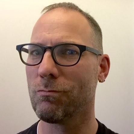 Portrait of Marc Fasel
