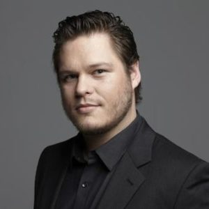 Portrait of Marcus Schappi