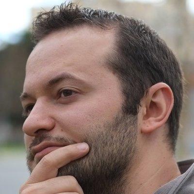 Portrait of Russell Ivanovic