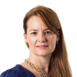 Portrait of Silvia Pfeiffer