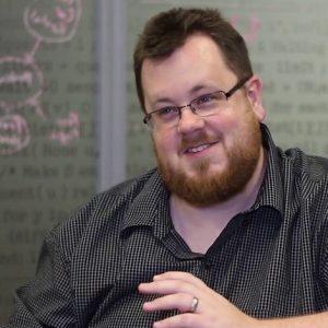 Portrait of Kyle Simpson