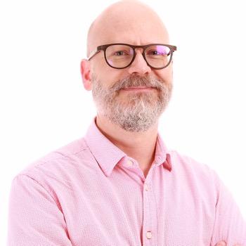 Portrait of Andy Polaine