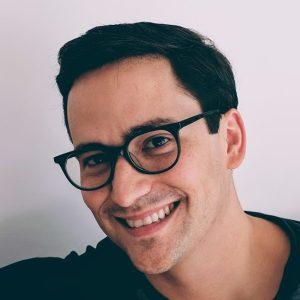 Portrait of Eduardo Velloso