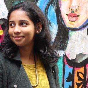 Portrait of Remya Ramesh