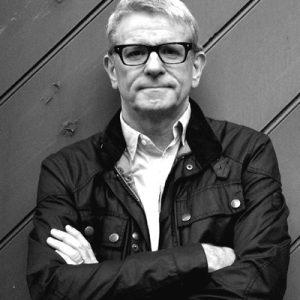 Portrait of Mark Porter