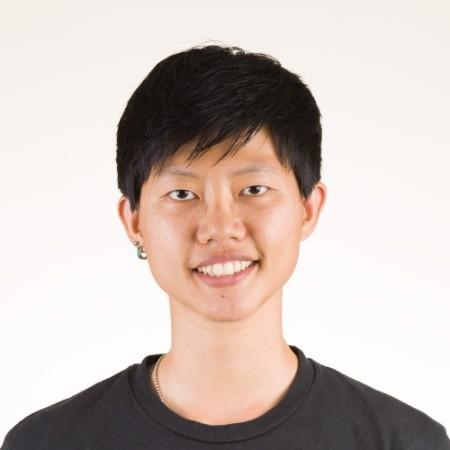 Portrait of Hui Jing Chen
