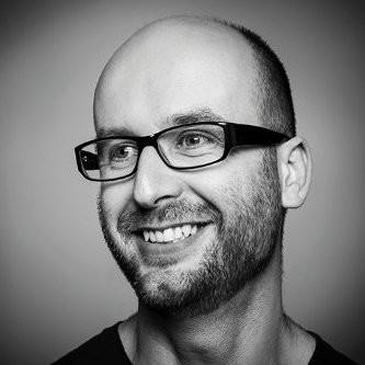 Portrait of Mark Zeman