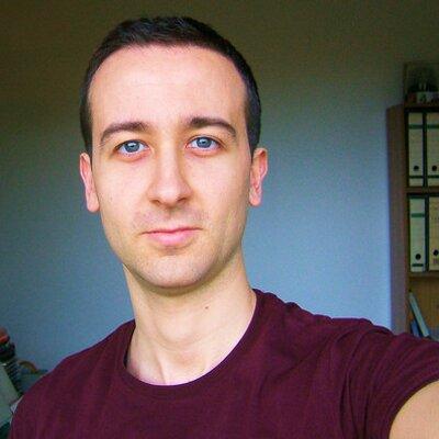 Portrait of Stefano Fratini