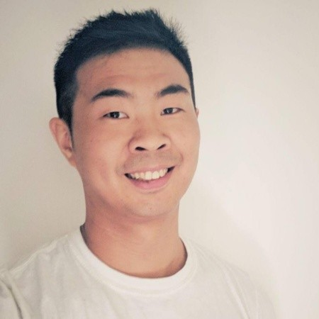 Portrait of Xavier Ho