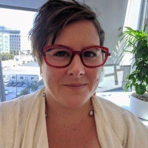 Portrait of Jane Davis
