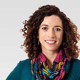 Portrait of Meg Blake