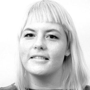 portrait of Nicola Rushton