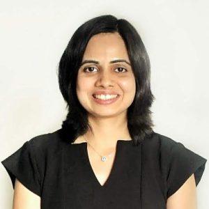 portrait of Preeti Kotamarthi